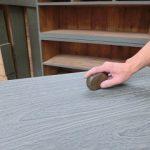 桐箪笥の豆知識、表面の仕上げで使うカルナバ蝋1