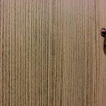 東京都Oさま修理後の桐箪笥、時代仕上げ(時代茶)、扉